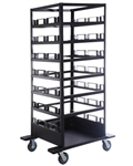 18 Post Storage Cart