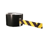 "WM6500 - ""Retracta-Belt"" Wall Mounted 65' ft. Belt Barrier"