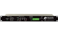 Digital to Analog Processor Plus Broadcaster AFD Software equipped with ASI module.