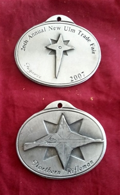 """Limited Edition"" Medallion 2007"