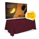 360 Degree Adjustable Banner Stand