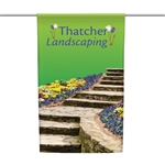 Custom Printed Fabric Pole Pocket Banner