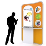 iPad, Tablet and Cell Phone Charging Station Kiosk
