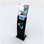 79 in LED Lightbox Surface Kiosk Display