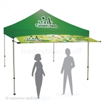 Event Tent 10 x 10 Full Print Canopy