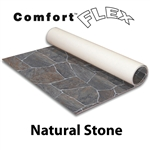 Comfort Flex Stone Rollable Trade Show Flooring