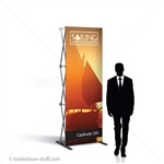 Captivate Tower Trade Show PopUp Display