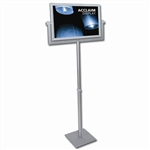 Aclaim Information Sign/Menu Stand