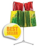 Trade Show Bag Stand for Tote Bags