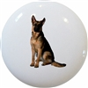 German Shepherd Knob