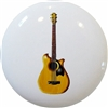 Brown Guitar Knob