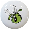 Baby Fly with Big Eyes Knob