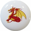 Red Dragon Knob
