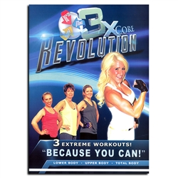 3X Core Revolution - Traci Smilo (DVD)