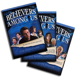 Believers Among Us - 3 DVD Set (DVD)