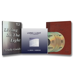 Living In The Light / Leather Devotional Combination Offer