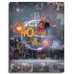 40 Years Of Miracles (Paperback)