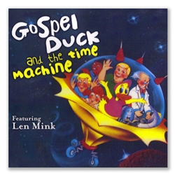 Gospel Duck and the Time Machine - Gospel Duck (CD)