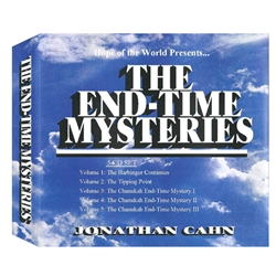 End-Time Mysteries, The - Jonathan Cahn (5 CDs)