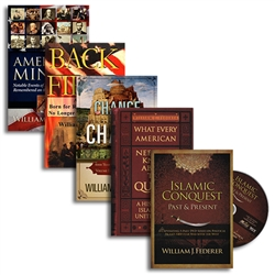 Faith In History 4 Book/DVD Offer - William Federer (Book/DVD)