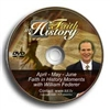 Faith in History Moments DVD 2(Apr-May-Jun) - William Federer (DVD)