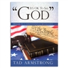 "It's OK To Say ""God"" - Tad Armstrong (Hardback)"
