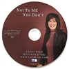Not To ME You Don't! - Cathy Mink (CD)