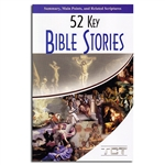 52 Key Bible Stories (Pamphlet)