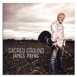 Sacred Ground - James Payne (CD)
