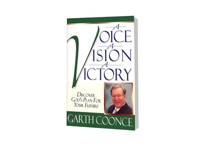 Voice, A Vision, A Victory, A - Garth Coonce (Paperback)