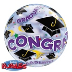 Congratulations! Graduate!  Bubble Balloon