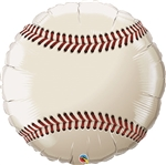36 inch Baseball Foil Balloon