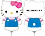 14 inch Hello Kitty Mini Shape Summer Fun