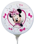 12 inch Air BUBBLES Disney Minnie Mouse
