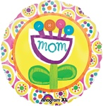 18 inch Mom Button Tulip