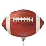 9 inch Football foil balloon