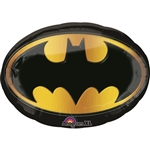 26 inch Batman Emblem Super Shape balloon