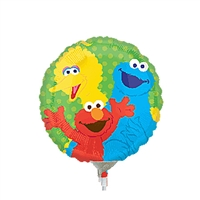 9in Sesame Street Characters