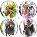17 inch Star Wars UltraShape ORBZ Balloon