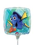 9 inch Disney Finding Dory Foil Balloon