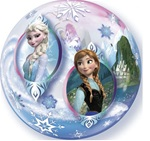 22 inch Disney FROZEN BUBBLE
