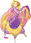 14 inch Rapunzel Mini Shape
