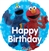 18in Sesame Street Fun Happy Birthday