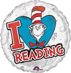 DR. SEUSS Hats Off to Reading