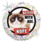 18 inch Grumpy Cat Better with Age