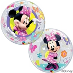 BUBBLES Disney Minnie Mouse Bow-Tique
