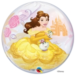 22 inch BUBBLES Disney Princess Belle