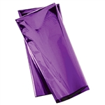 18in x 30in Metallic Sheets PURPLE,