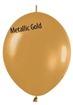 12in Link-O-Loon Metallic GOLD