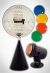 8in Mirror Ball Kit